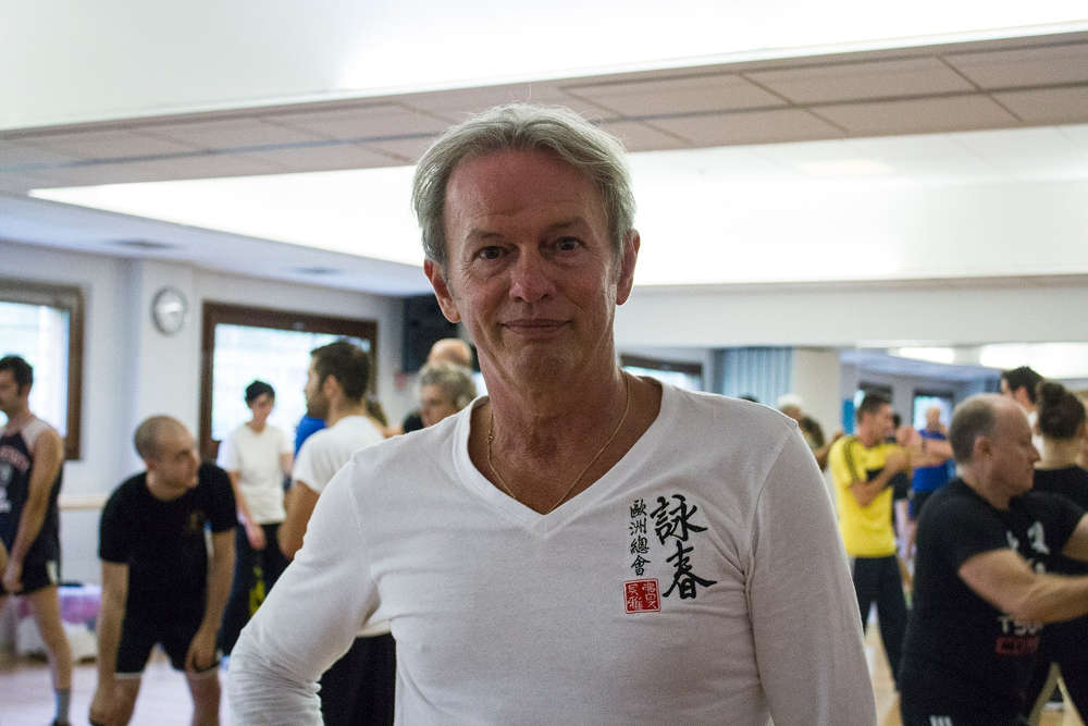 Philipp Bayer in Como - 2015